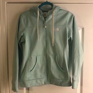 North Face Fleece Jacket, Size S